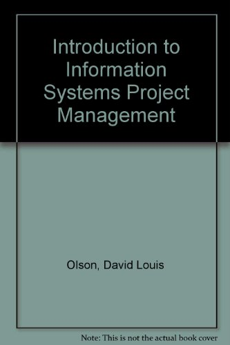 Download Introduction to Information Systems Project Management