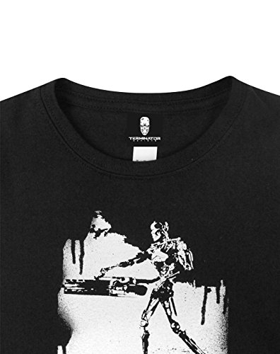 Damen - Official - Terminator Genisys - T-Shirt (XXL)