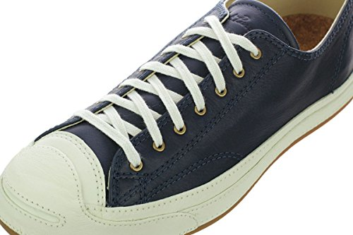 Converse Jack Purcell JP OX 142664C Men's Fashion Sneakers Casual Shoes Navy / Egret 9 D(M) US