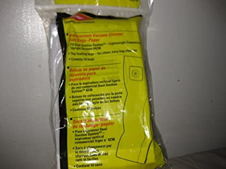 ca9733a06c31 Image Unavailable. Image not available for. Colour  RUBBERMAID RCP4239 - Disposable  Vacuum Cleaner Bags