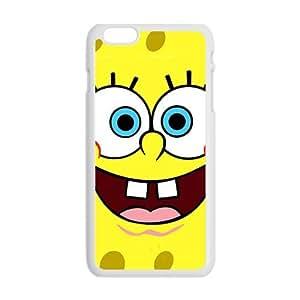Lovely SpongeBo Cell Phone Case for Iphone 6 Plus