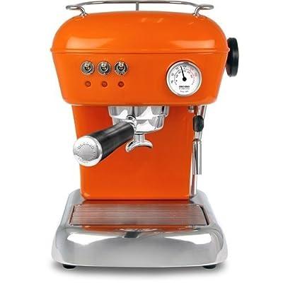 Ascaso Dream UP V2 Espresso Machine - Mandarin Orange by Ascaso