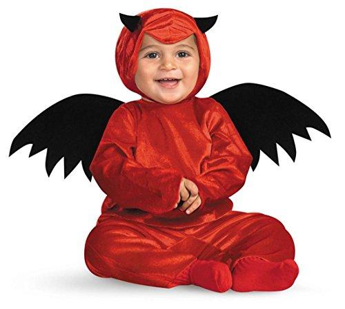 D'Little Devil Costume (12-18 months)