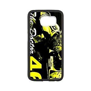 Samsung Galaxy S6 Phone Case White Valentino Rossi F5932275