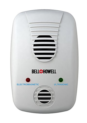Bell + Howell Electromagnetic/Ultrasonic Pest Repeller