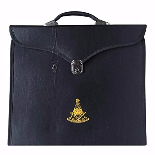 Masonic MM/WM and Provincial Full Dress Past Master Cases II-Provincial Full Dress Case