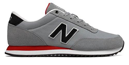 回転デモンストレーションスキーム(ニューバランス) New Balance 靴?シューズ メンズライフスタイル 501 Textile Grey with Black グレー ブラック US 17 (35cm)