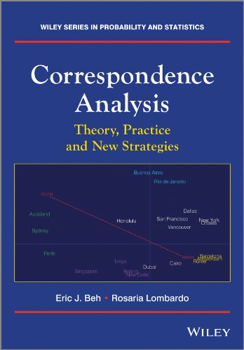 Correspondence Analysis: Theory, Practice and New Strategies (Wiley Series in Probability and Statistics) (The Practice Of Survey Research Theory And Applications)
