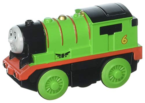 Thomas & Friends Fisher-Price Wooden Railway, Train, Percy - Battery Operated Train