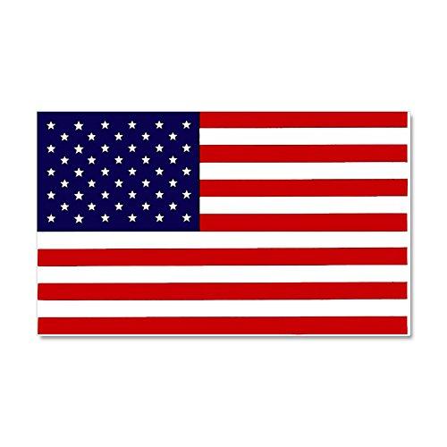 CafePress - American Flag - Car Magnet, 20