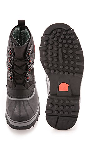 Sorel Caribou Snow Extreme shale Black Men's Boot 0g0rRA