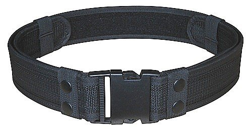 Black Tactical Utility Belt / Airsoft / Paintball / Hunting Belt]()