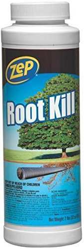 New Zep Zroot24 Root Kill 2 Lb Sewer & Septic Plumbing Line Root Killer 9812074