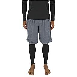 adidas Men\'s Baselayer Climalite UPF Pants, Black, Medium