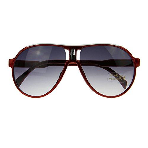 Bao Xin Unisex Sunglasses for Kids UV Protection,Lightweight Durable Plastc - For Glasses Guys Frames Popular