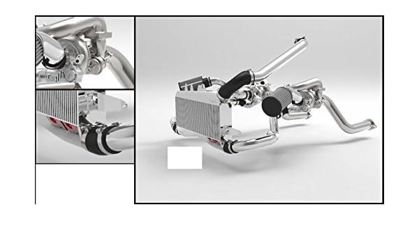Amazon.com: AAM Competition 350Z DE/G35 DE Twin Turbocharger System **DE ENGINES ONLY**: Automotive