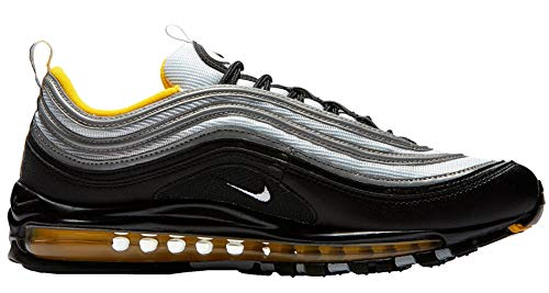 Nike Scarpe Multicolore 97 Black White 001 Uomo Amarillo Air Max Running qS6awq7r