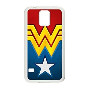 CTSLR Wonder Woman Hard Case Cover Skin for Samsung Galaxy S5-1 Pack -5