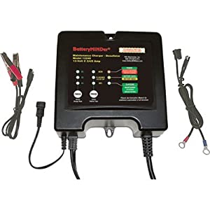 BatteryMINDer Volt Amp Battery Charger