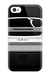 First-class Case Cover For Iphone 4/4s Dual Protection Cover Vehicles Car