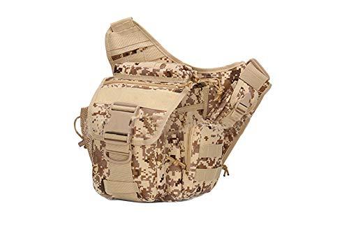 Bag de Upgrade Shashu hombro de Super Bag salvaje cintura Saddle Bolso Tactical camuflaje Bolso Saddle Bag de ACU militar Crossbody dwTfHqXB