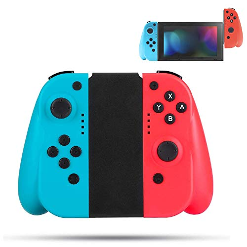 Joy-Con Wired Gaming Controller Compatible with Nintendo Switch Controller Gamepad L/R Wireless Joysticks Switch…