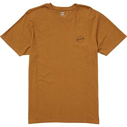 Billabong Men's Eighty Six Shirts,Medium,Dijon