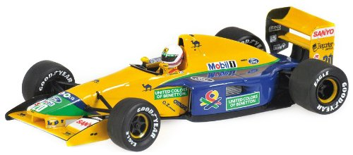 Minichamps - Benetton Ford B191B M.Brundle Early Season for sale  Delivered anywhere in Canada