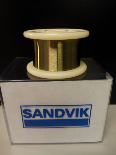 Sandvik Precision Fine Tetrode Wire With Easy Bond XTC by Sandvik - Kanthal
