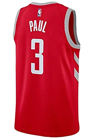 4d9dfb7ff42 Amazon.com   Nike Men s Chris Paul Houston Rockets Swingman Jersey Red Size  L 48   Sports   Outdoors