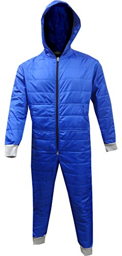 insulated super warm royal blue
