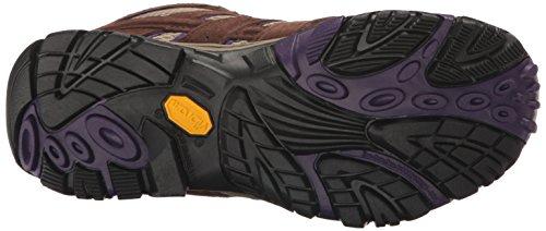 2 Hiking Merrell Boots MID Moab Vent Bracken purple Women's zxqTPEqv