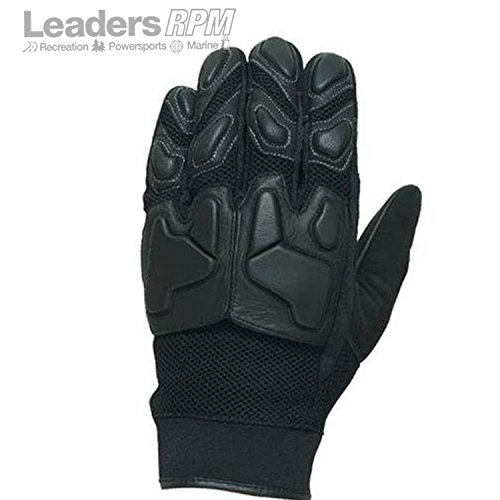 Castle Motorcycle Gloves - 3