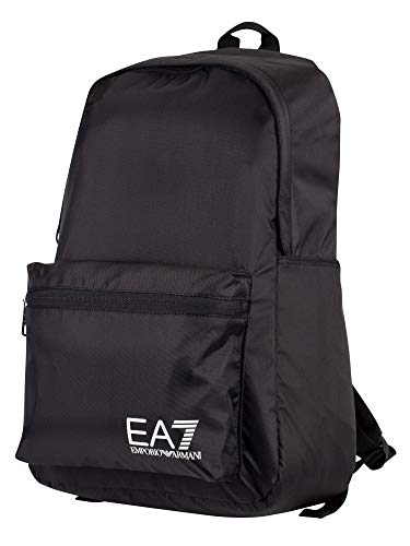 Emporio Armani Ea7 Women's Emporio Ea7 Train Prime U Backpack One Size Black