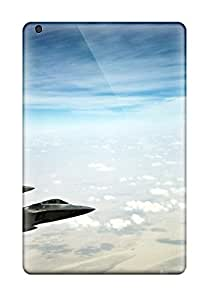 Miguel Jumique's Shop 6517230I75063446 Hard Plastic Ipad Mini Case Back Cover,hot F 22 Raptor Stealth Fighters Case At Perfect Diy