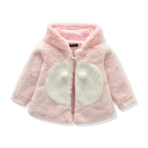 Infant Girl Coats - 3