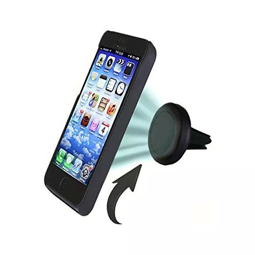 Digiant Car Mount, Digiant Magic Air Vent Magnetic Car Mount Holder for Iphone Andriod Cellphones and Tablets (green)