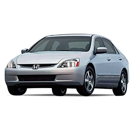 03 Honda Accord >> Amazon Com Flashtech Honda Accord 03 07 Xenon Brightest