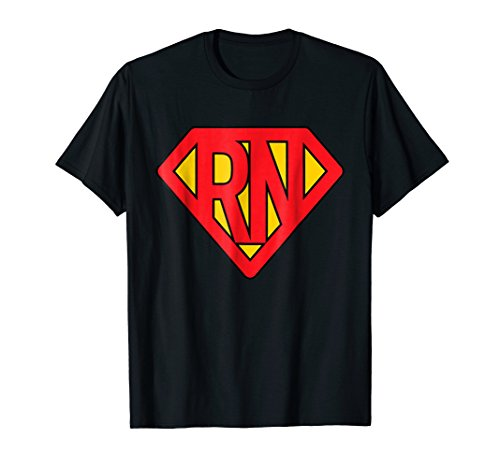 Super Nurse RN superhero Registered Nurse Hero T-Shirt -