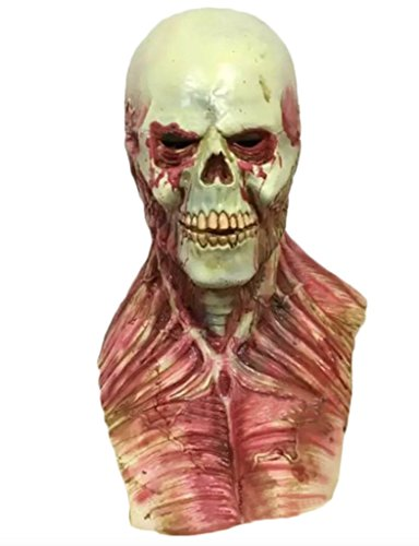 sirwolf Scary Nature Latex Mask Horror Bloody Rubber Devil Alien Realistic silicone