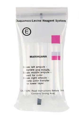 NIK Drug Test Kit - E Marijuana (Box of 10)
