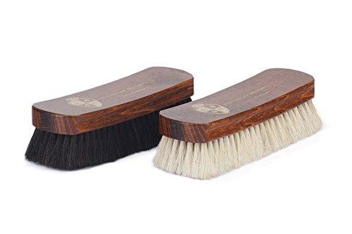 Langer & Messmer set de 17 pièces pour l´entretien e le soin professionnel de vos chaussures contenant crèmes de cirage… 4