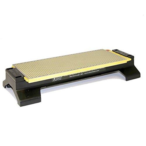 (DMT W250EF-WB 10-Inch DuoSharp Bench Stone - Extra-Fine/Fine With)