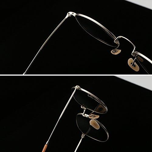 076d99e7b6 Joopin-Men Retro Brand Polarized Sunglasses Women Vintage Round ...