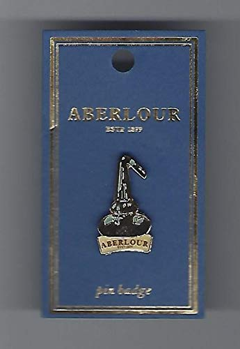ABERLOUR Single Malt Scotch PIN Badge/Lapel ()