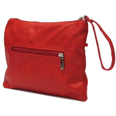 Roma Wristlet Color: Toscana Red