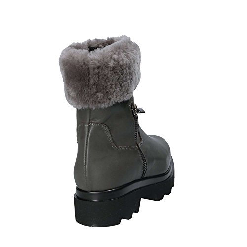Shoes Grace Stivaletto 18263 Donna Grigio ZwUv4F