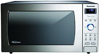 "Panasonic NN-SD797S Genius ""Prestige"" 1.6 cuft 1250-Watt Sensor Microwave with Inverter Technology & Blue Readout, Stainless Steel (B000ON6HMS) | Amazon price tracker / tracking, Amazon price history charts, Amazon price watches, Amazon price drop alerts"
