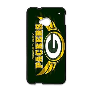 HUAH Green Bay Packers Cell Phone Case for HTC One M7