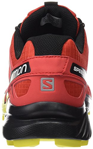 Para Red Running Hombre 4 Yellow radiant corona Rojo Salomon De Speedcross black Zapatillas wRZqxpUB